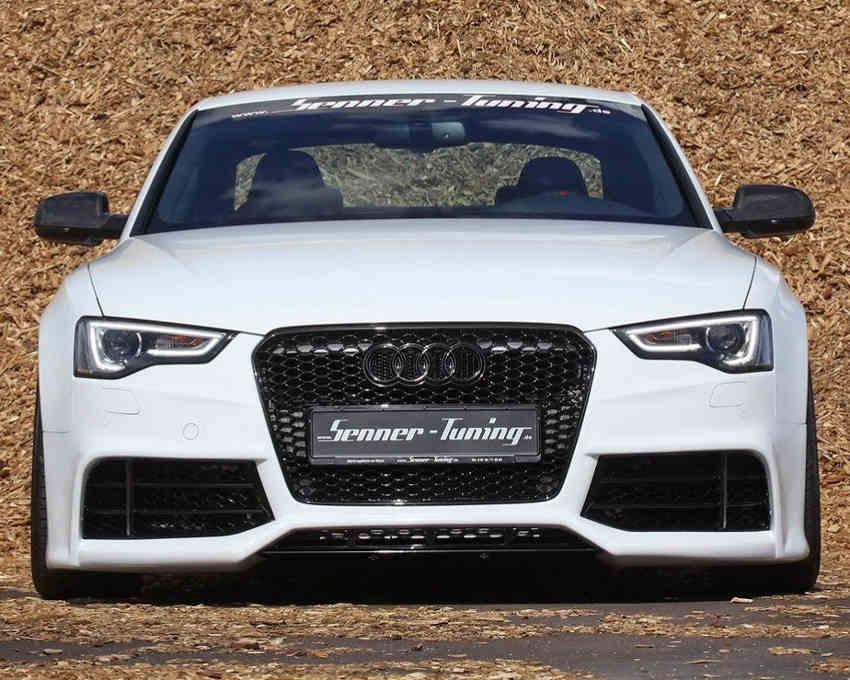 новый бампер Audi S5 2012 от Senner