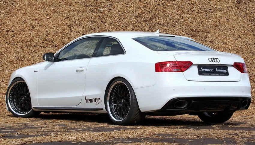 обвес Audi S5 2012 от Senner