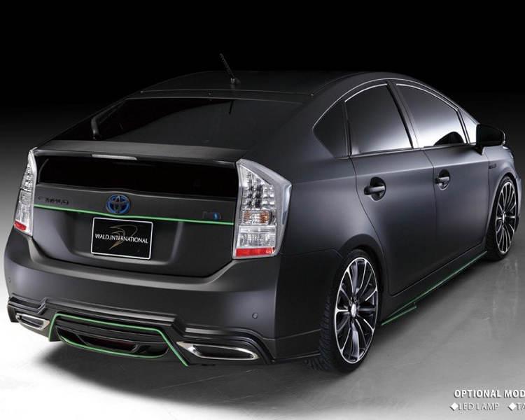 обвес Toyota Prius 3