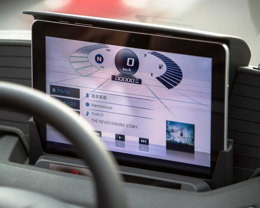 приборная панель Honda Micro Commute 2013