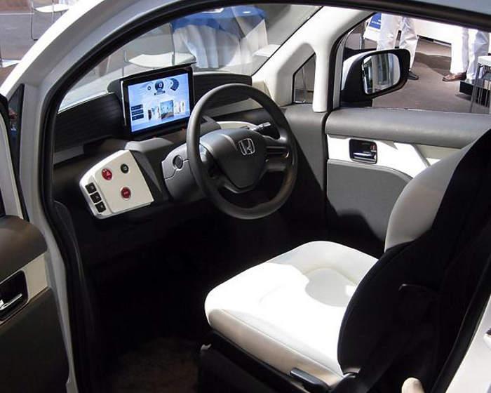 салон Honda Micro Commute