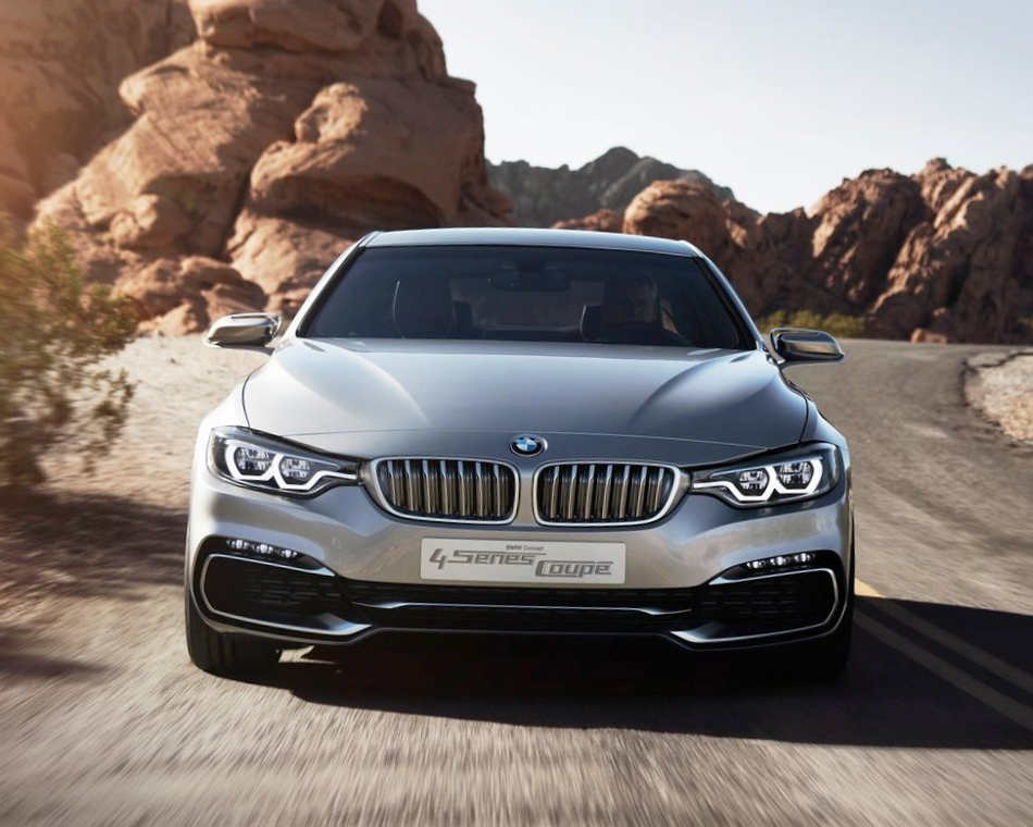 BMW 4-Series Coupe 2014