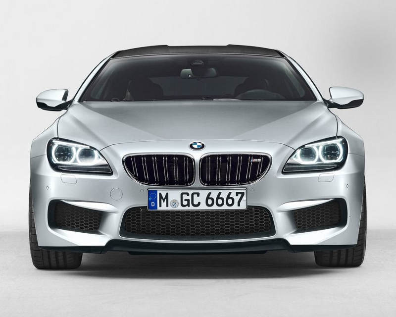 BMW M6 Gran Coupe 2014 года