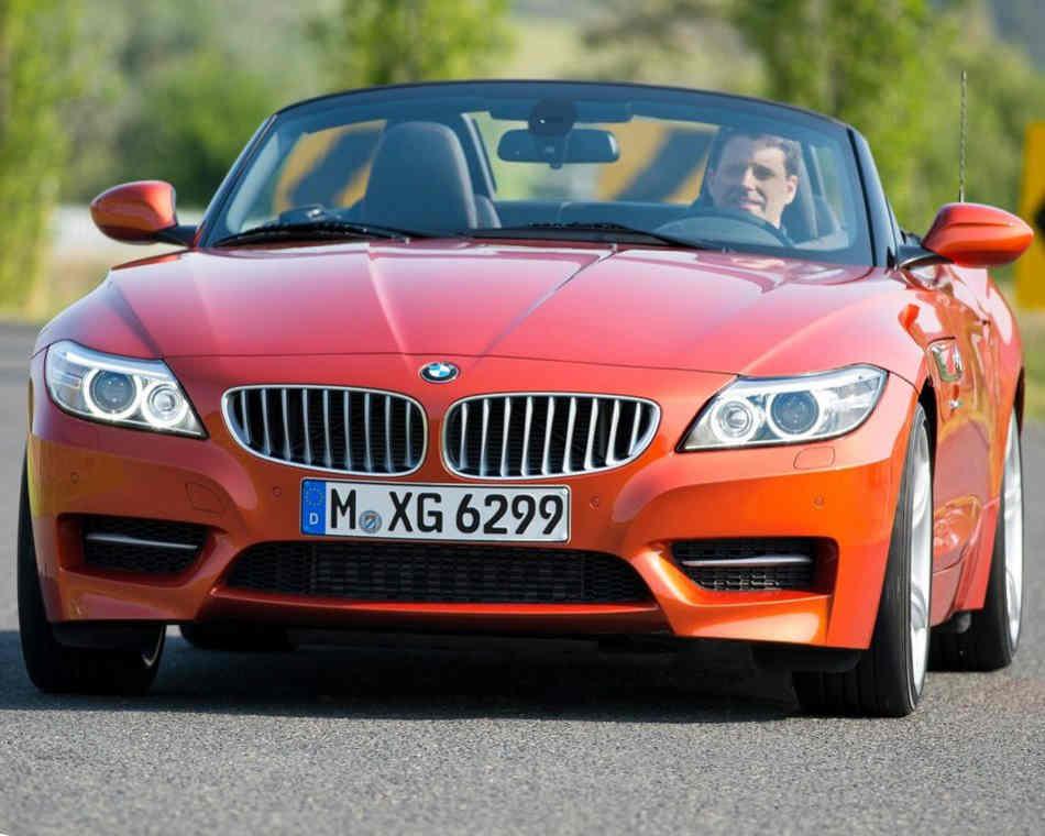 Фото BMW Z4 Roadster 2014 года