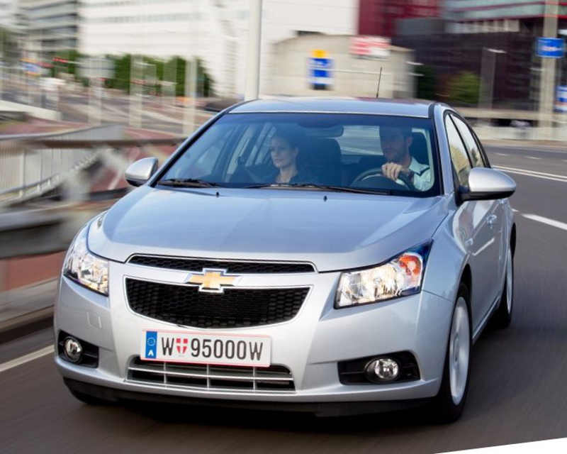 Chevrolet Cruze Hatchback 2013