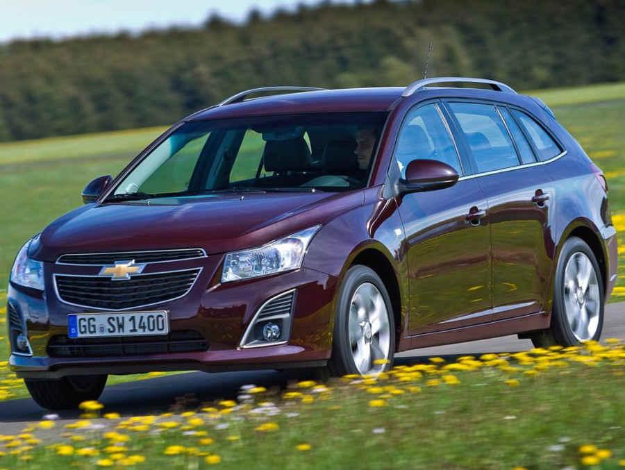 Фото Chevrolet Cruze Универсал 2013 года
