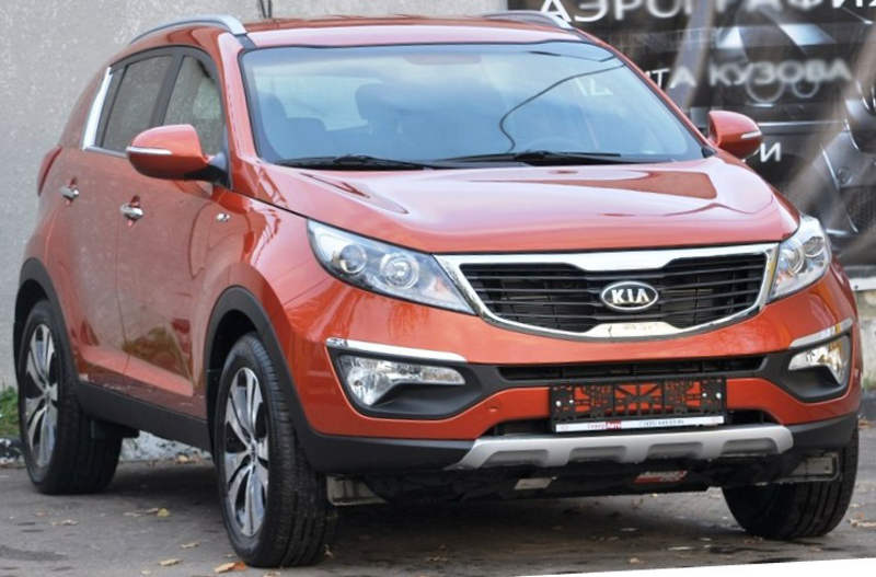 Kia Sportage Limited Edition 2012