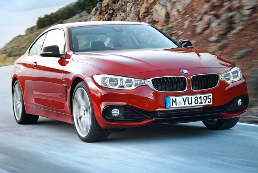 Купе BMW 4-Series 2014