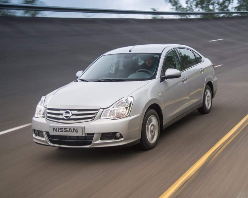 Nissan Almera 2013 АвтоВАЗ