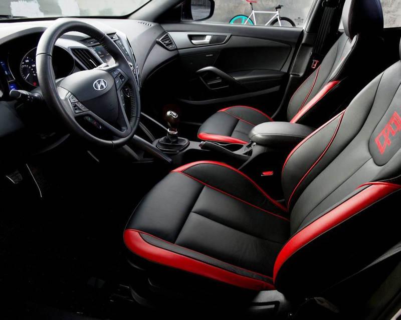 Салон Hyundai Veloster C3 Roll Top 2012