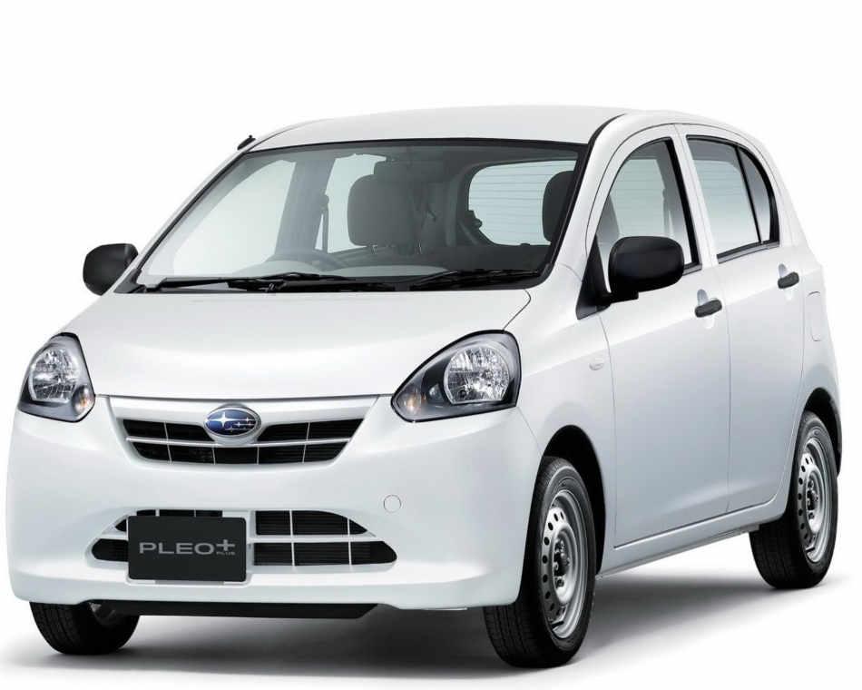 Subaru Pleo Plus 2013