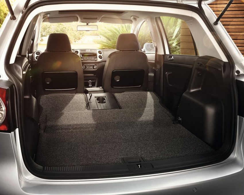 багажник Volkswagen Golf Plus Life