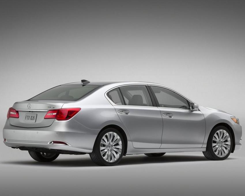диски Acura RLX 2014 года