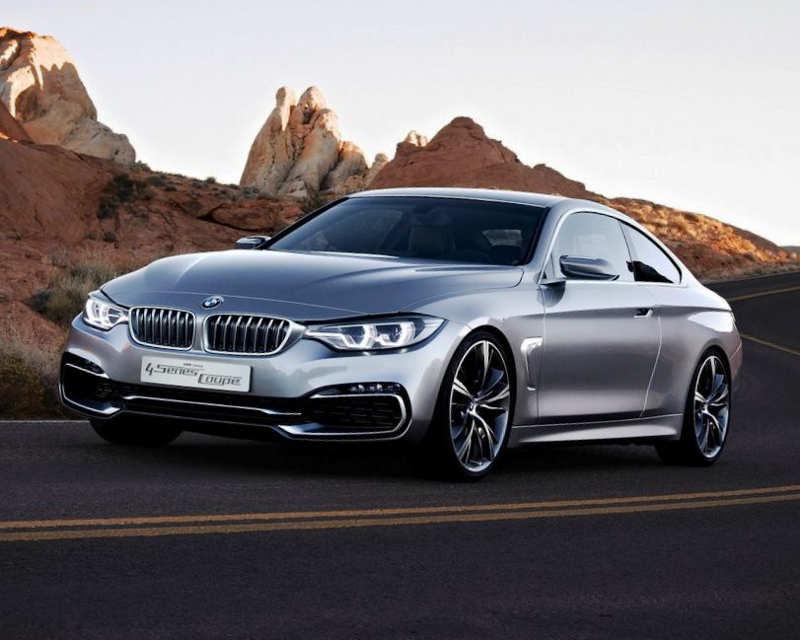 ещё фото BMW 4-Series Coupe 2014 года