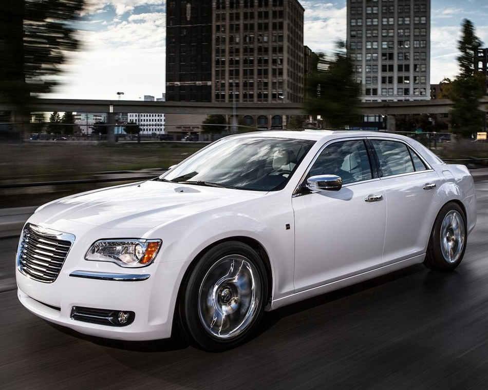 ещё фото Chrysler 300 Motown Edition 2013