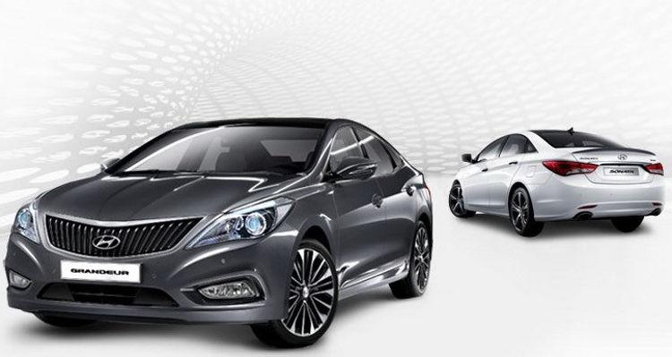 ещё фото Hyundai Grandeur 2013 года