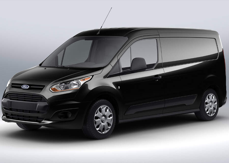 фото Ford Transit Connect 2014 сбоку