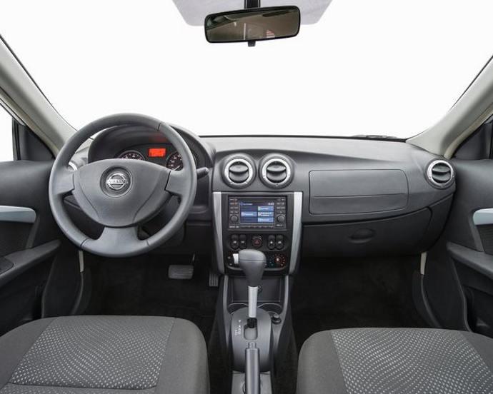 салон Nissan Almera 2013 АвтоВАЗ