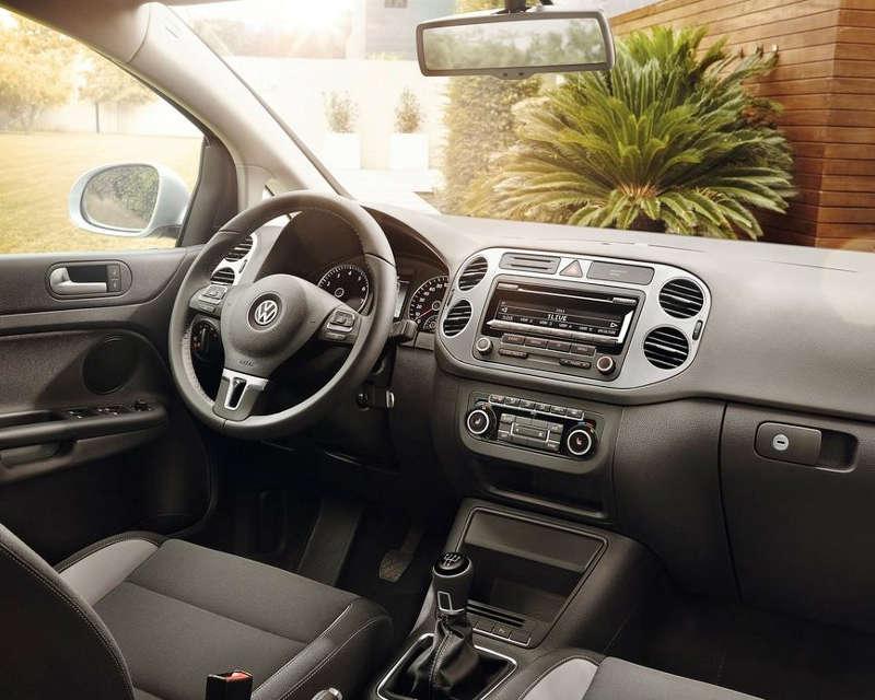 салон Volkswagen Golf Plus Life