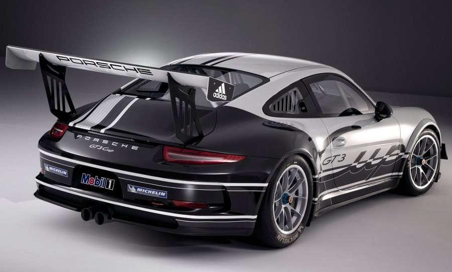 спойлер Porsche 911 GT3 Cup 2013