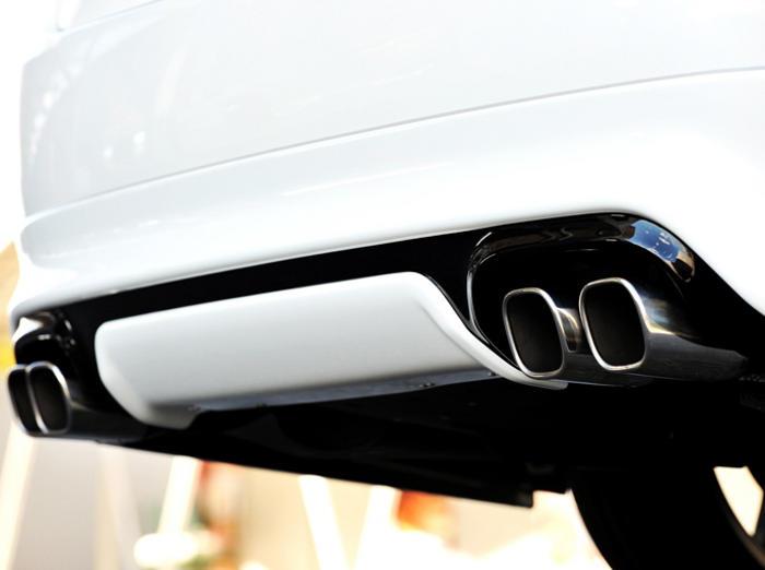 выхлопные патрубки Toyota Crown 2013