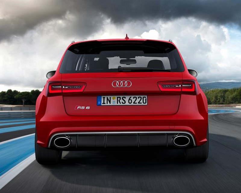 задние фонари Audi RS6 Avant 2014