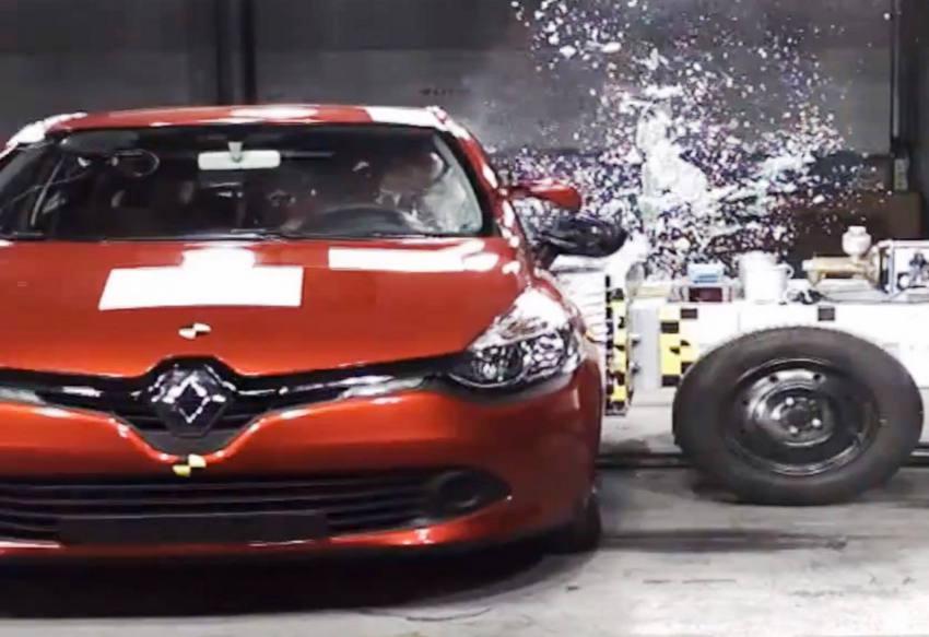 Самые безопасные автомобили 2012