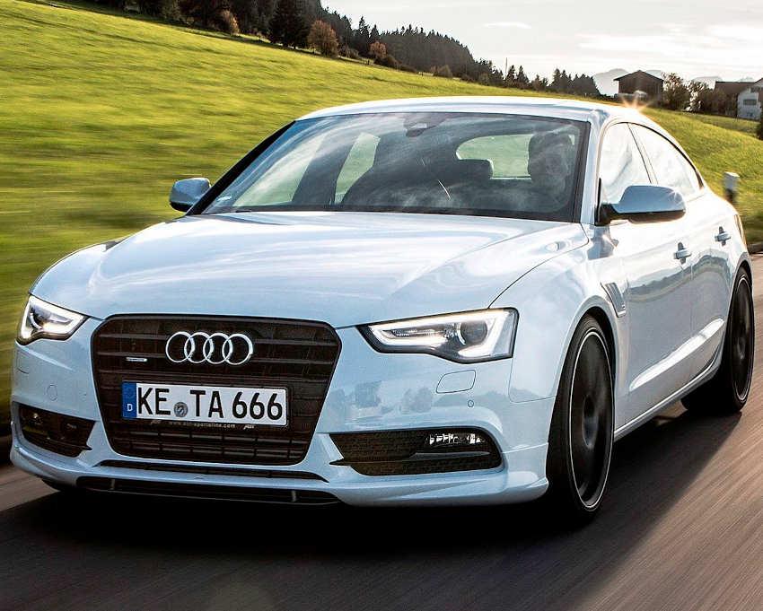 Тюнинг Audi A5 Sportback