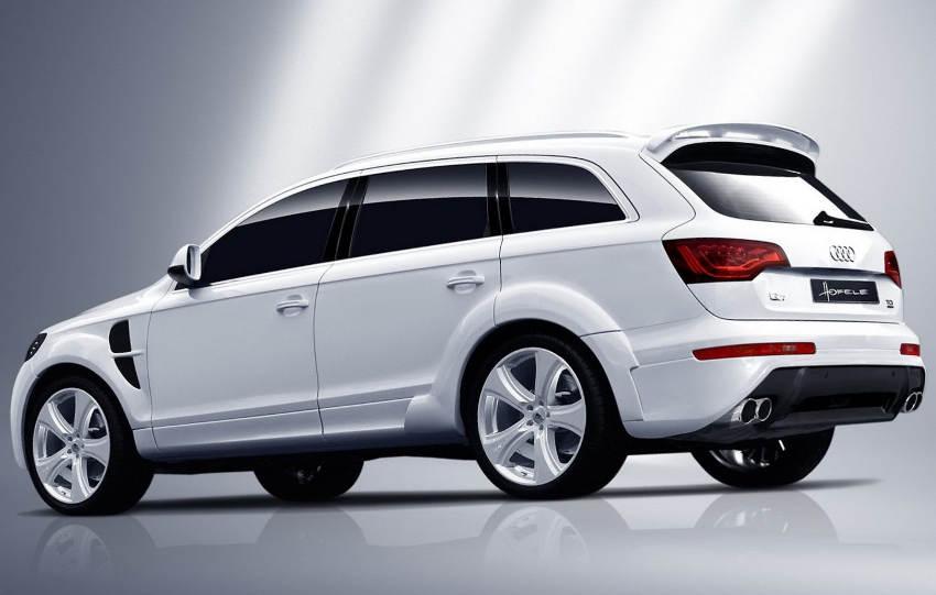 Тюнинг Audi Q7 от Hofele Design