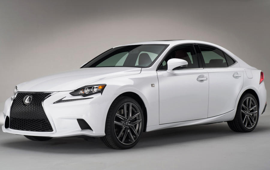 ещё фото Lexus IS 2014 года