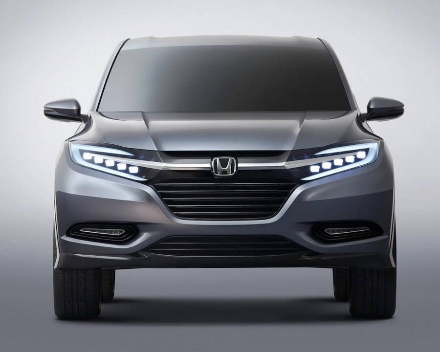 фары и бампер Honda Urban SUV Concept 2013