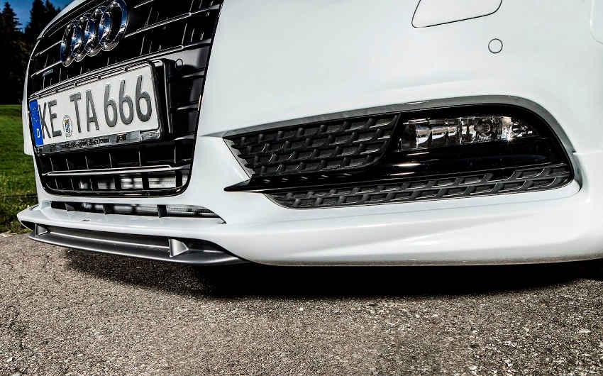 новый бампер Audi A5 Sportback