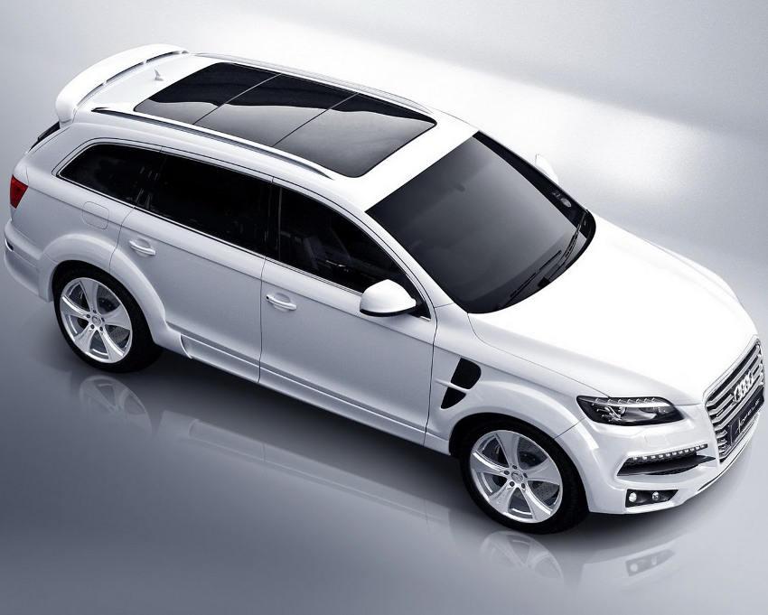 обвес для Audi Q7
