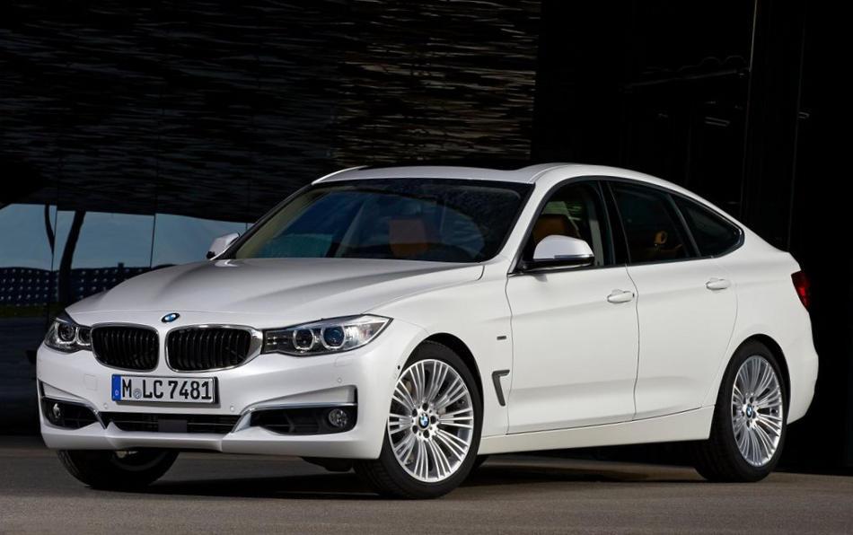 BMW 3-Series Gran Turismo 2014