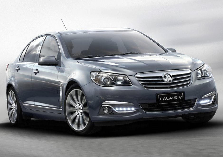 Holden VF Commodore Calais V Concept 2013