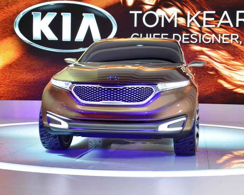 Kia Cross GT Concept 2013