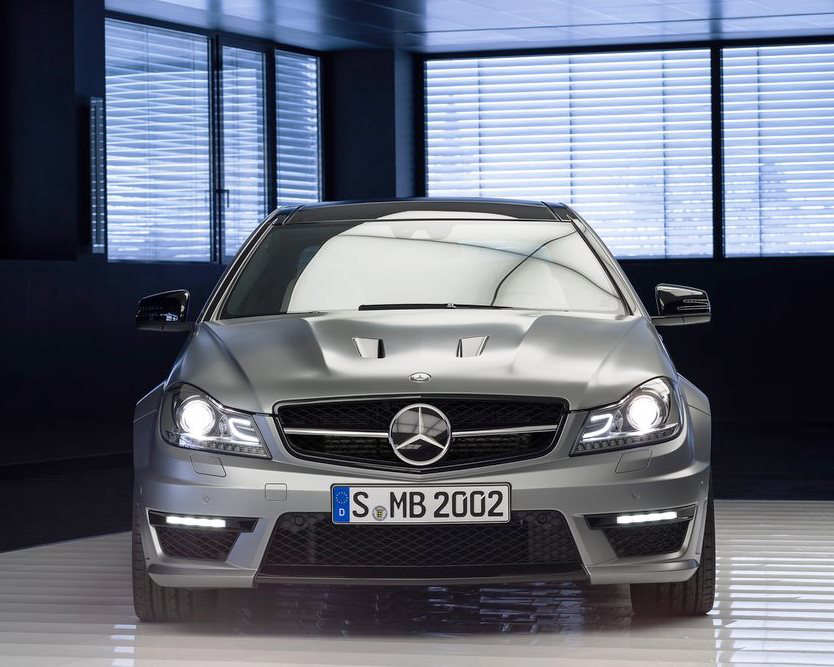 фото Mercedes C63 AMG Edition 507 2014 года