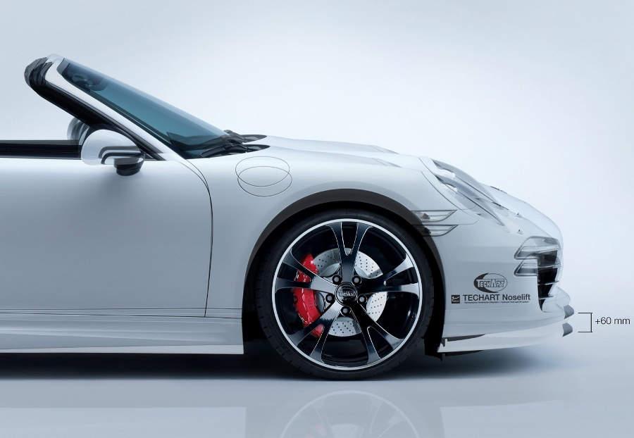 Porsche 911 Carrera 4S от TechArt