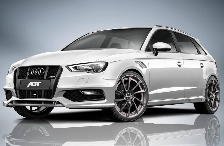 Тюнинг Audi A3 Sportback