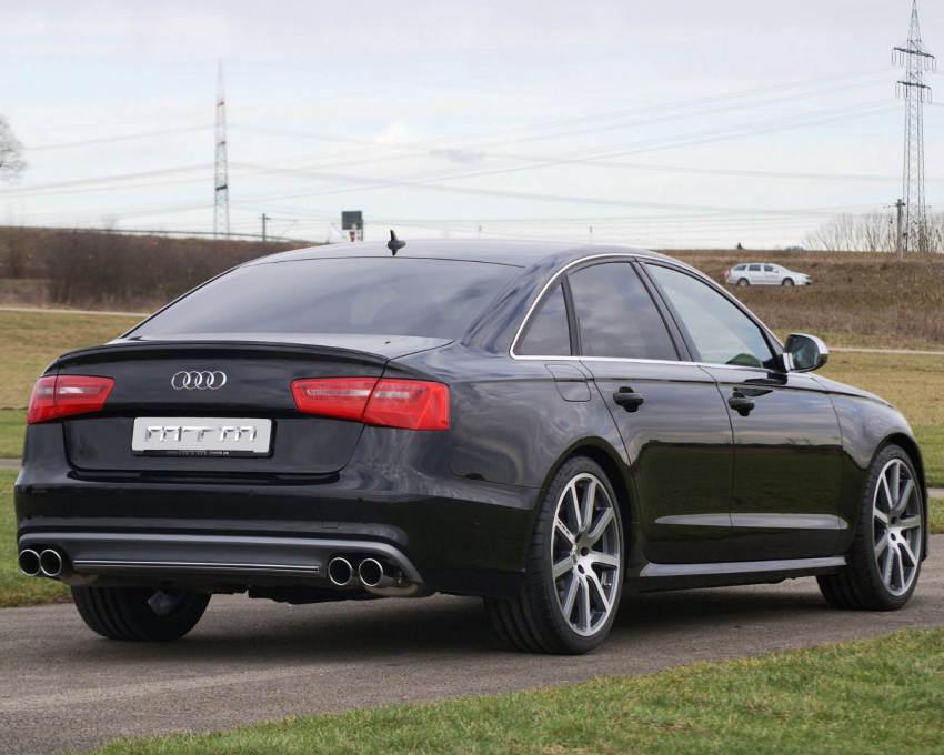 диски Audi S6 2013 от MTM