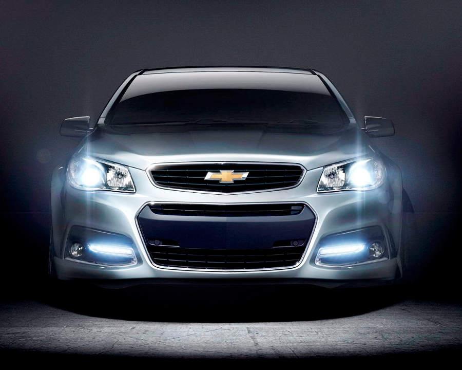 фары Chevrolet SS 2014Chevrolet SS 2014