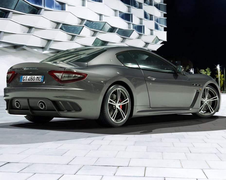фото Maserati GT MC Stradale сбоку