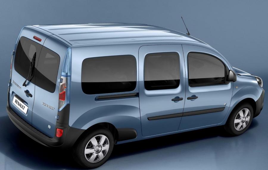 фото пассажирского Renault Kangoo 2013