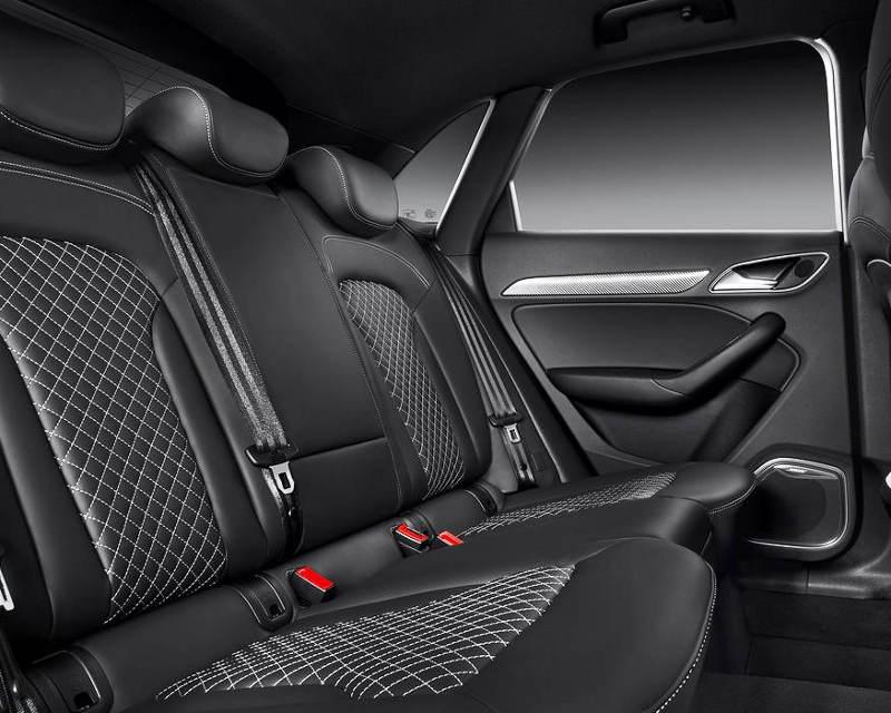 интерьер Audi Q3 RS 2014