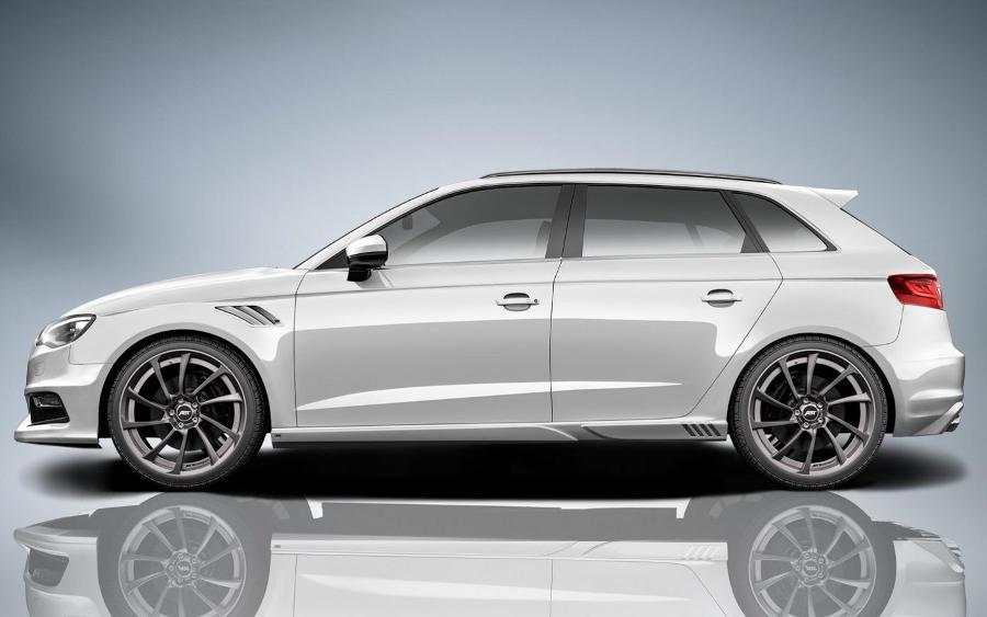 обвес для Audi A3 Sportback 2014 от ABT