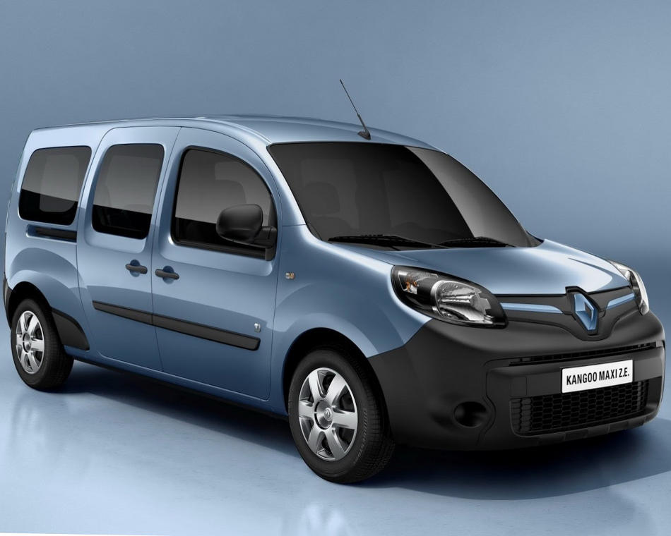 пассажирский Renault Kangoo 2013