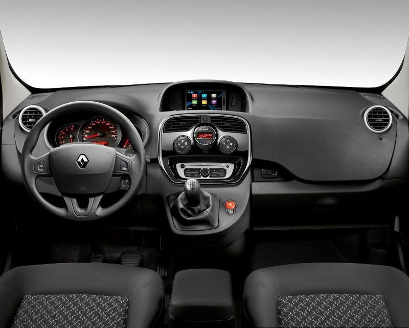 салон Renault Kangoo 2013