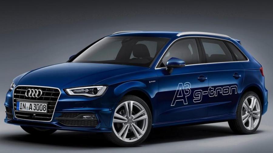 Audi A3 Sportback g-tron 2014