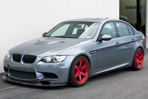 BMW M3 (E90) в тюнинге European Auto Source (фото)