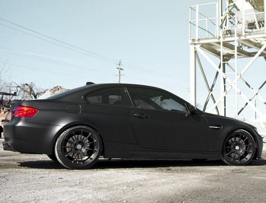 BMW M3 (E92) от Mode Carbon